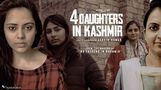 4 Daughters in Kashmir