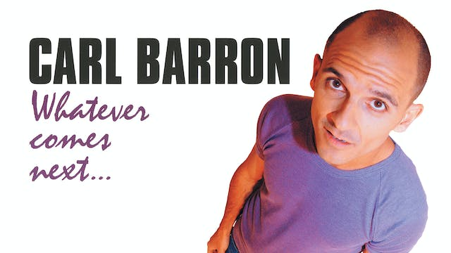 Carl Barron - Whatever Comes Next