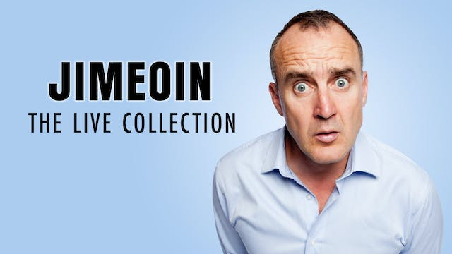 Jimeoin - Live Collection