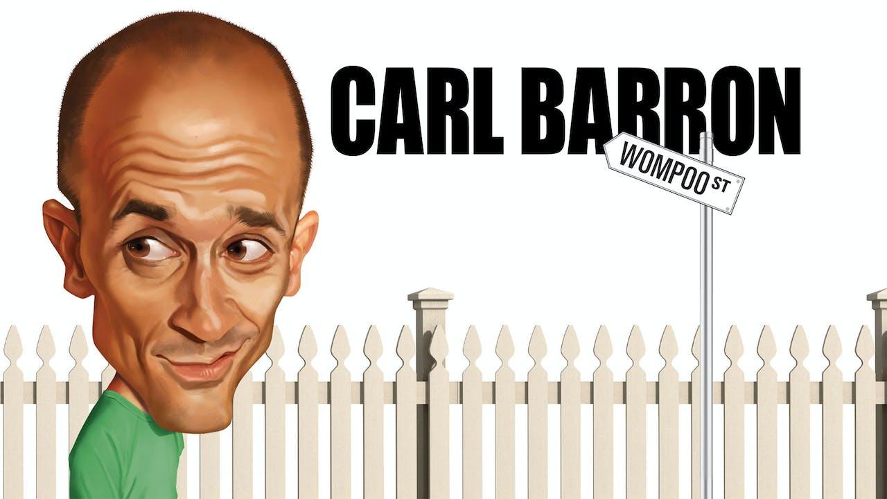 Carl Barron - Wompoo Street