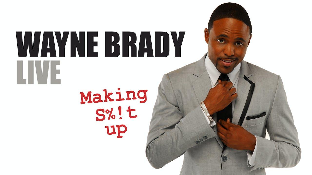 Wayne Brady - Live