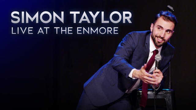 Simon Taylor - Live at the Enmore