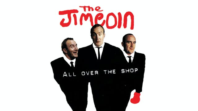 Jimeoin - All Over the Shop