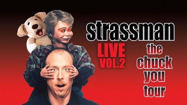 David Strassman - Live Vol. 2: The Chuck You Tour