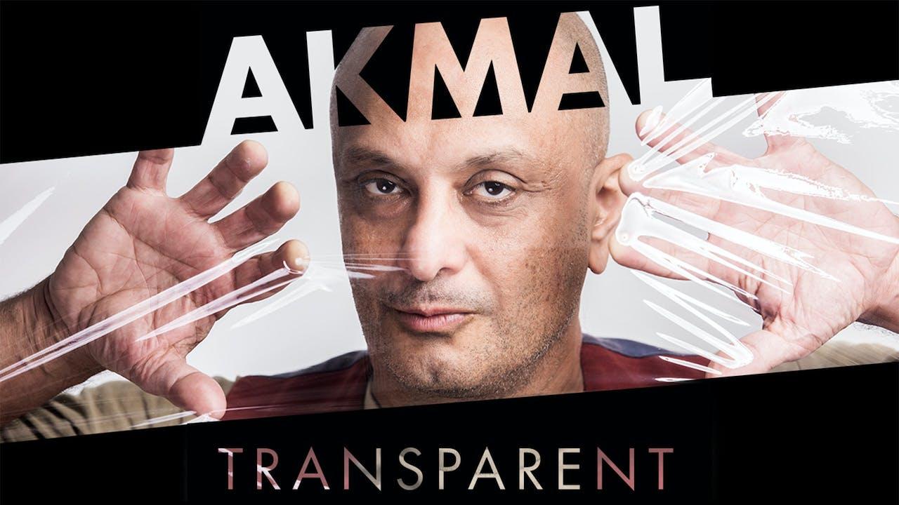 Akmal - Transparent