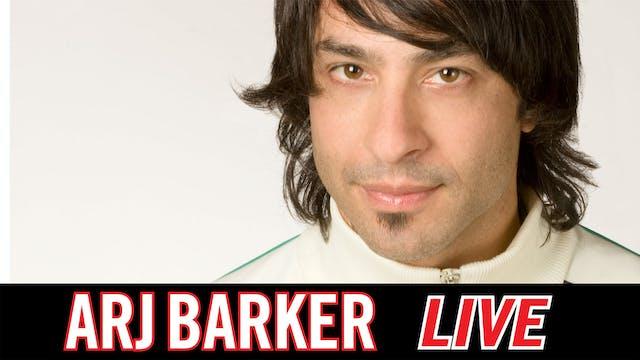Arj Barker - Live