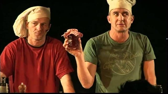 Jimeoin & Bob's Cooking Show