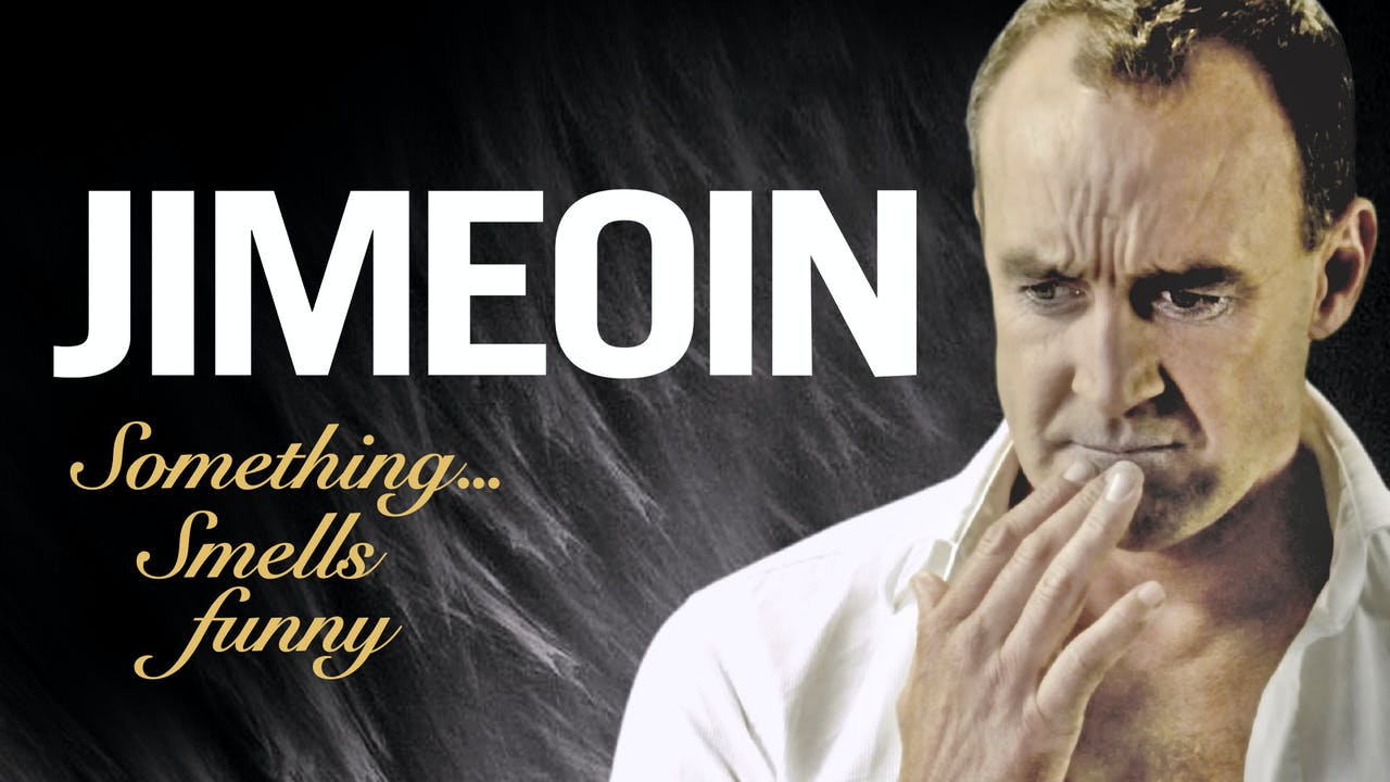 Jimeoin - Something Smells Funny