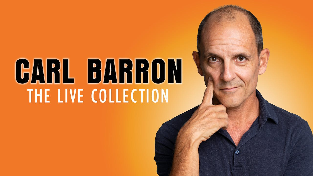Carl Barron - Live Collection