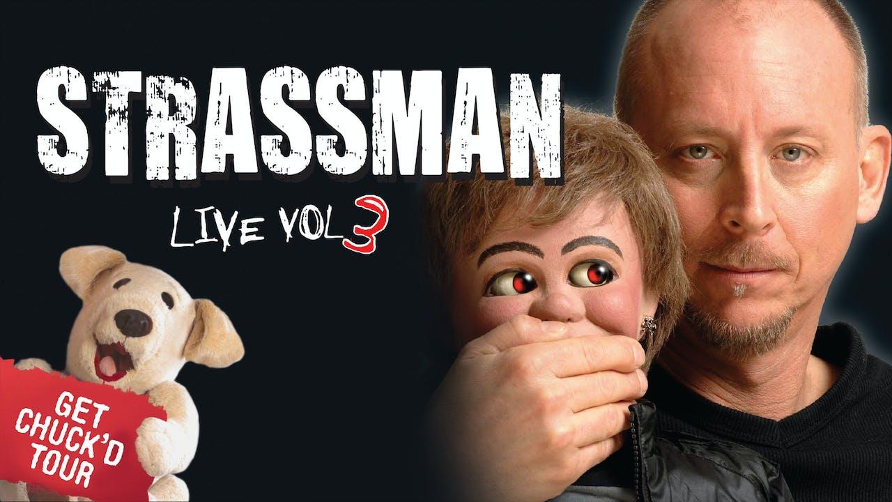 David Strassman - Vol. 3: Get Chuck'd Tour