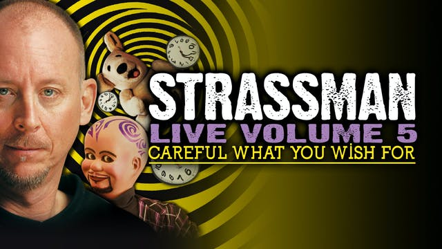 David Strassman- Vol. 5: Careful What You Wish For