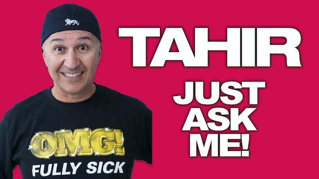 Tahir - Just Ask Me