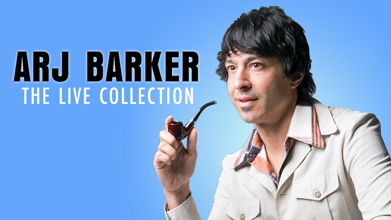 Arj Barker - Live Collection