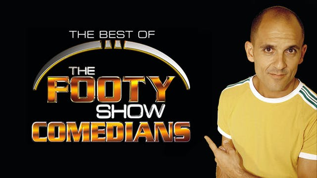 Best of Footy Show Comedians Vol 1& 2