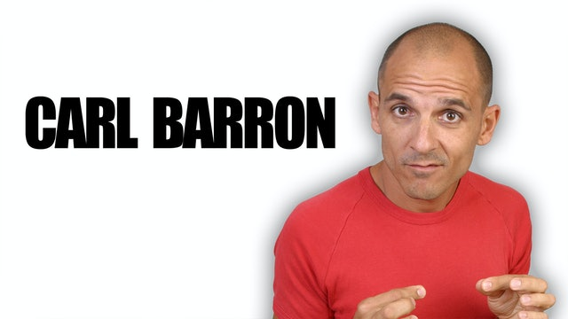 Carl Barron - Live