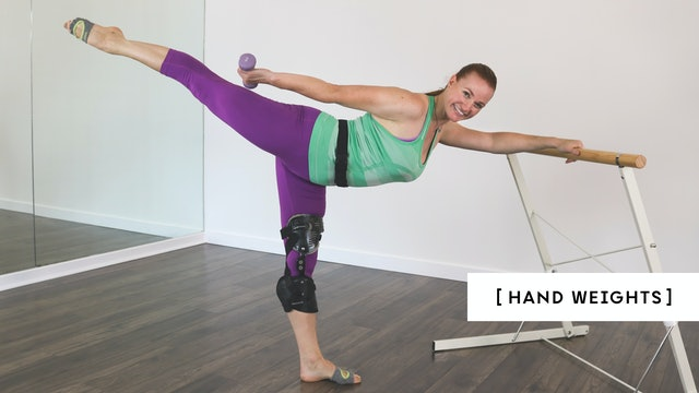 Total Body Barre 02 with Candace