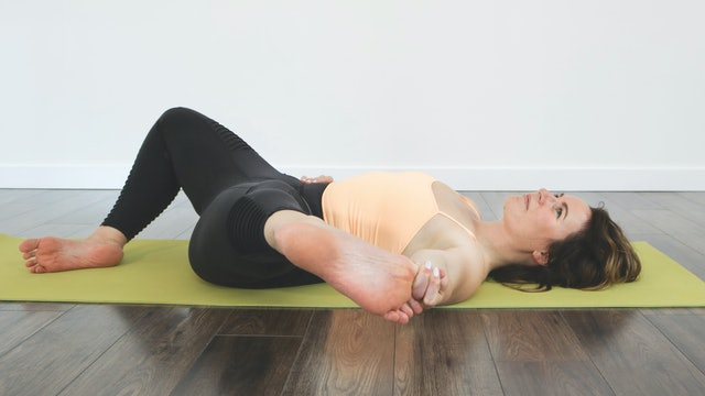 Yoga Restore 02 with Kristen