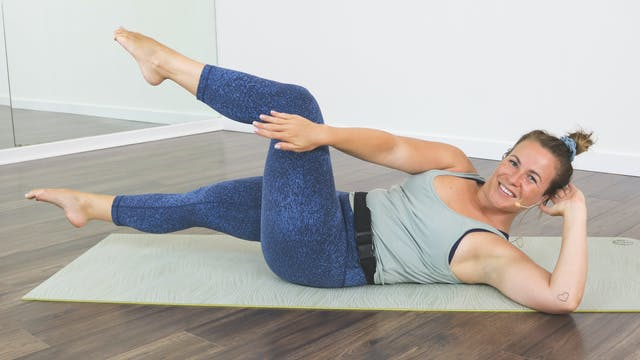 Pilates Flow 01 with Kristen