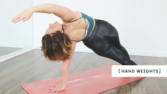 Pilates Core & Up 02 with Kristen