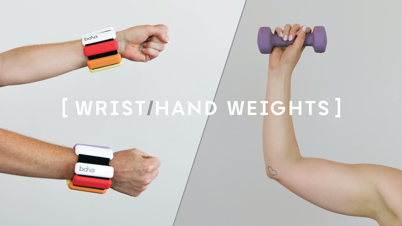 Wrist/Hand Weights