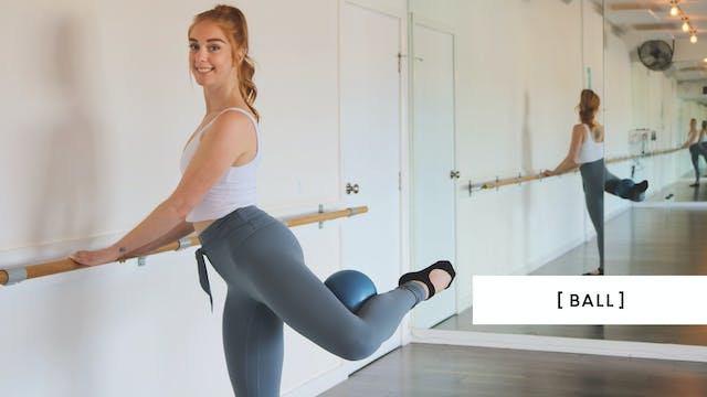 Barre Core 01 with Shannon