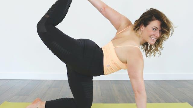 Yoga Flow 02 with Kristen