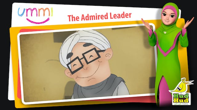 The Admired Leader
