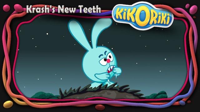 Krash's New Teeth