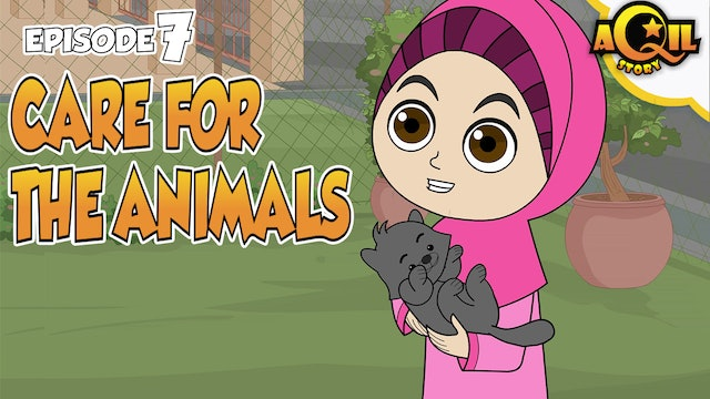 Care For The Animals