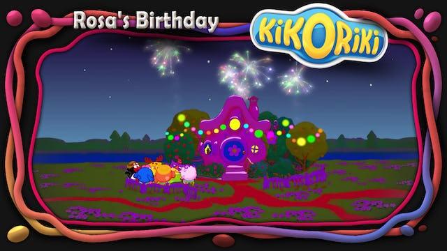 Rosa's Birthday