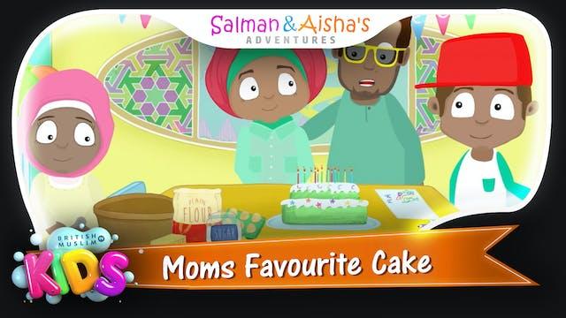 Moms Favourite Cake