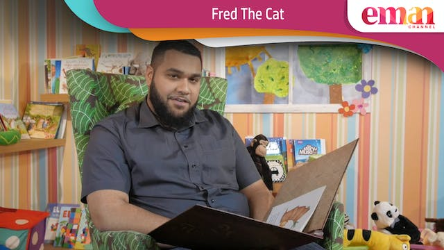 Fred The Cat