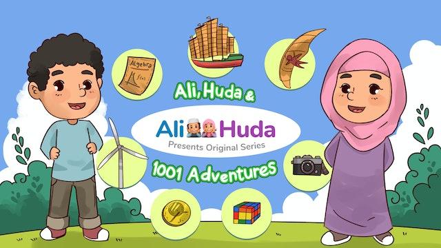 Ali, Huda & 1001 Adventures