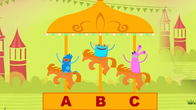 Peekaboo Alphabet Songs