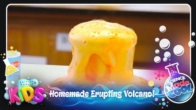 Homemade Erupting Volcano!