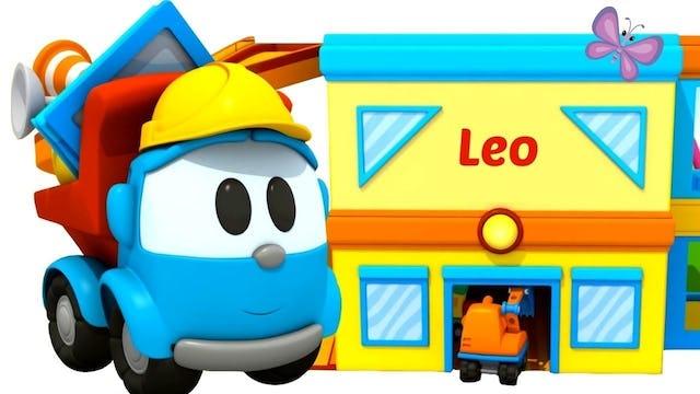 Leo's New House!
