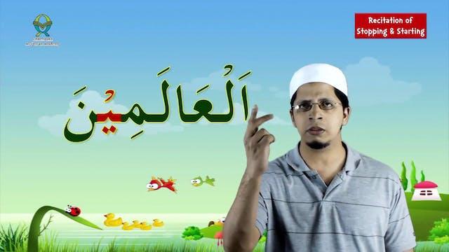 Kids - Read Quran - Lesson-50