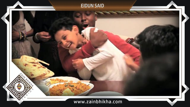 Eidun Said
