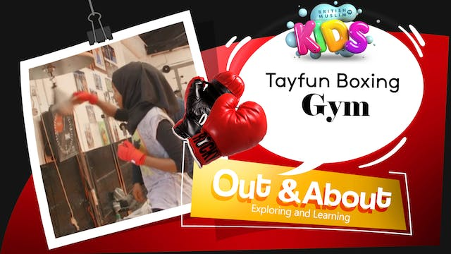 Tayfun Boxing Gym