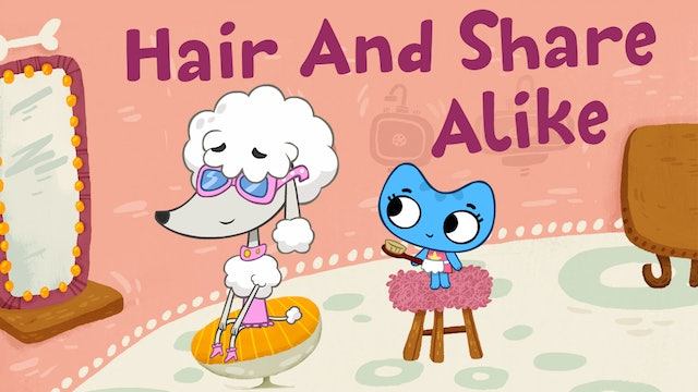 HAIR AND SHARE ALIKE