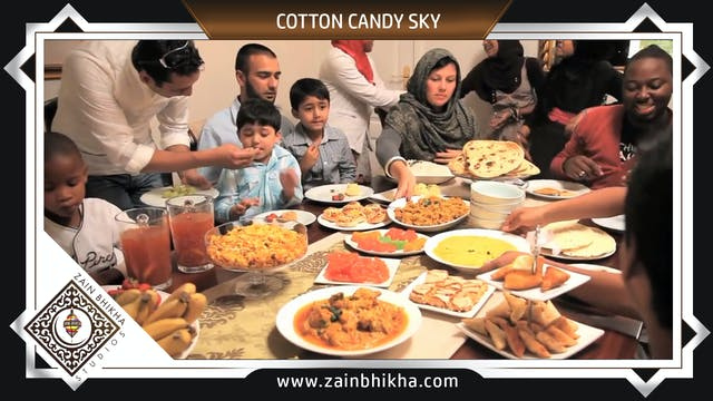 Cotton Candy Sky – Zain Bhikha (Offic...