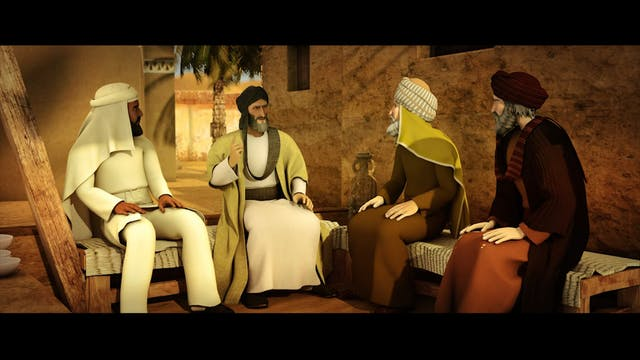 سلمان الفارسي - الجزء الأول