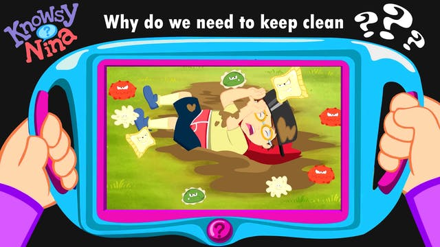Why do we need to keep clean?