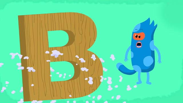 The B Song — Learn the Letters of the...