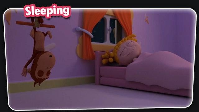 Kukuli - Sleeping
