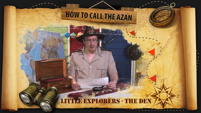 How to Call the Azan