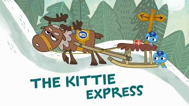 THE KITTIE EXPRESS