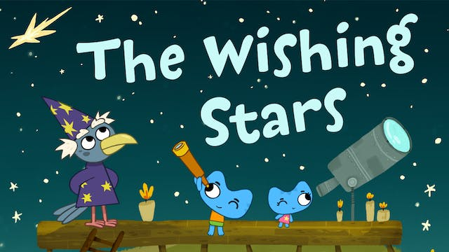 THE WISHING STARS