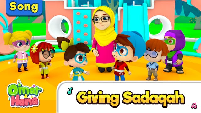 Giving Sadaqah