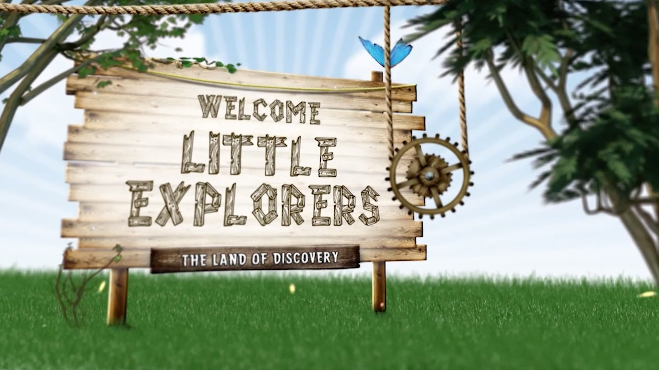 Little Explorers - The Den